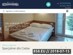 Miniaturka szczawnica-szczepaniakowka.pl (Noclegi z basenem Szczawnica)
