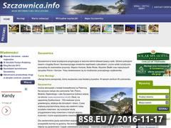 Miniaturka domeny www.szczawnica.info