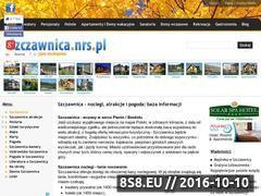 Miniaturka szczawnica.nrs.pl (Szczawnica - noclegi)
