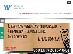 Miniaturka domeny szczecin.wspkorczak.eu