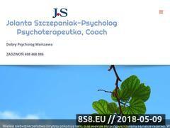 Miniaturka domeny szczepaniak-psychology.eu