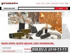 Miniaturka domeny szczotkiweglowe.pl