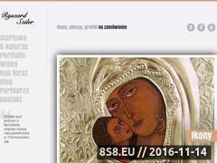 Miniaturka sziler.pl (Życiorys autora, portfolio i dane kontaktowe)