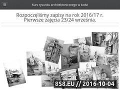 Miniaturka domeny www.szkicart.pl