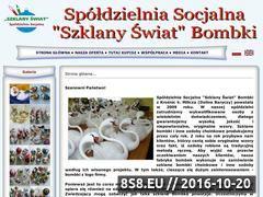 Miniaturka domeny szklanyswiat.org