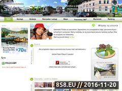 Miniaturka domeny www.szklarska360.pl