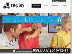 Miniaturka domeny szkola-muzyczna-szczecin.re-play.pl