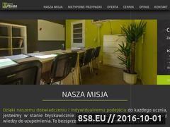 Miniaturka www.szkolap2.pl (Korepetycje z matematyki, korki oraz kursy)