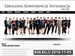 Miniaturka domeny www.szkolenia-konferencje.com.pl