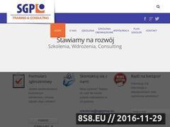Miniaturka domeny szkolenia-sgp.pl