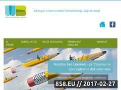 Miniaturka domeny szkolenia-wbz.pl