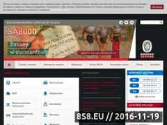 Miniaturka domeny www.szkolenia.bureauveritas.pl