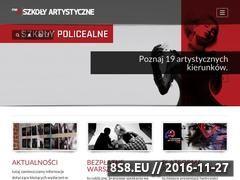 Miniaturka domeny szkolypolicealne.edu.pl