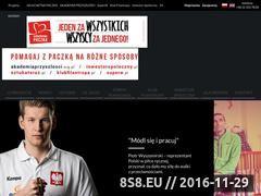 Miniaturka www.szlachetnapaczka.pl (Przekaż 1%)