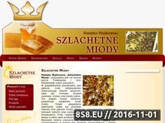 Miniaturka domeny szlachetnemiody.pl