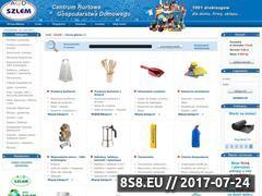 Miniaturka domeny www.szlem.pl