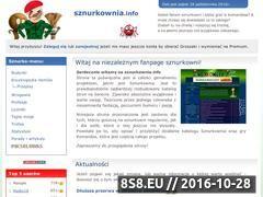 Miniaturka Fanpage katalogu stron i komandosa! (www.sznurkownia.info)