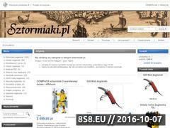 Miniaturka domeny www.sztormiaki.pl