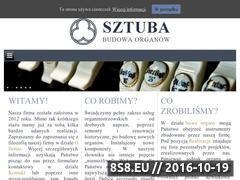 Miniaturka domeny sztuba.com