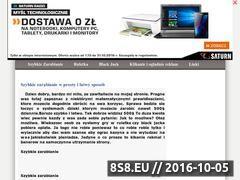 Miniaturka domeny www.szybkie-zarabianie.keep.pl