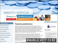 Miniaturka www.szybkiekredyty.eu (Kredyty pozabankowe)