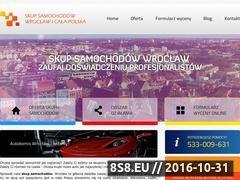 Miniaturka domeny www.szybkosprzedajauto.pl