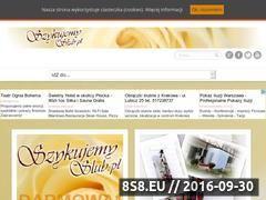Miniaturka Ślub i wesele - portal ślubny SzykujemyŚlub.pl (szykujemyslub.pl)