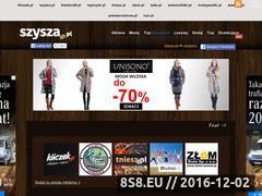 Miniaturka domeny www.szysza.pl