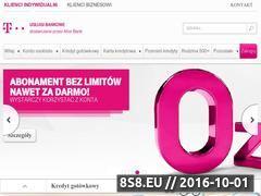 Miniaturka domeny t-mobilebankowe.pl