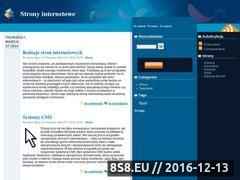 Miniaturka domeny www.t-strony.pl