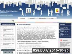 Miniaturka domeny tablica-interaktywna.pl