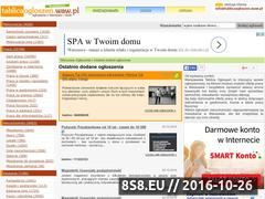 Miniaturka domeny tablicaogloszen.waw.pl