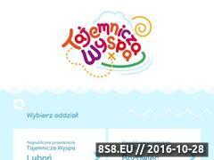 Miniaturka domeny www.tajemniczawyspa.com.pl