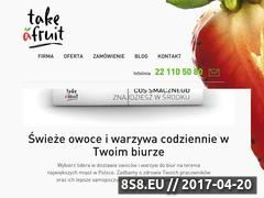 Miniaturka domeny takeafruit.pl