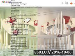 Miniaturka Sklep internetowy oferujący różnorodne produkty (takieo.pl)