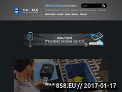 Miniaturka domeny takma.com.pl