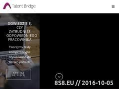 Miniaturka talentbridge.pl (Talent Bridge - darmowy system HR)