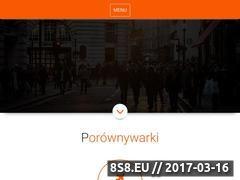Miniaturka tamgdzietaniej.pl (Porównanie cen lotów i hoteli)