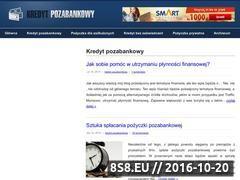 Miniaturka domeny tani-kredyt-pozabankowy.pl