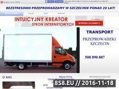 Miniaturka domeny tanie-przeprowadzki.manifo.com