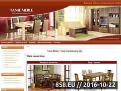 Miniaturka domeny taniemeble.net.pl
