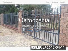 Miniaturka domeny tanieogrodzenia.com.pl