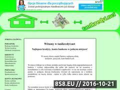 Miniaturka domeny tanikredyt.net