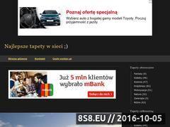 Miniaturka domeny www.tapetki.c0.pl