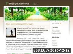 Miniaturka domeny www.targirowery.pl