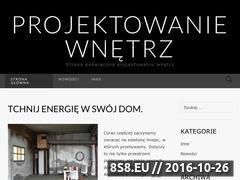 Miniaturka domeny www.targiwnetrzarskie.pl