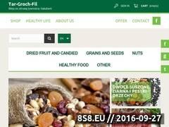 Miniaturka Zdrowa żywność (www.targroch.pl)