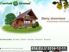 Miniaturka domeny www.tartakgrand.comweb.pl
