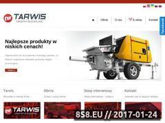 Miniaturka domeny www.tarwis.pl
