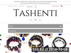 Miniaturka Biżuteria, bransoletki, kolczyki oraz handmade (www.tashenti.pl)